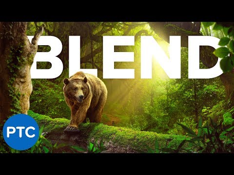 How To Use Blending Modes for Compositing in Photoshop - Little-Known