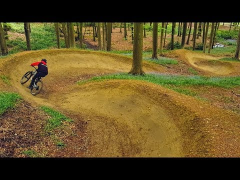 Is this the best bikepark in England?