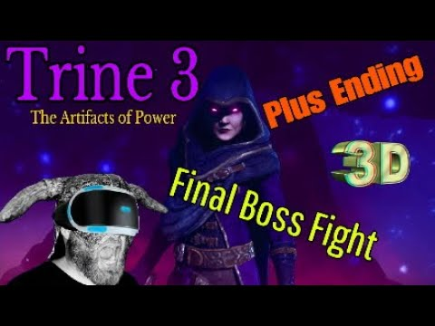 Trine 3® The Artifacts of Power Final Boss (plus ending)