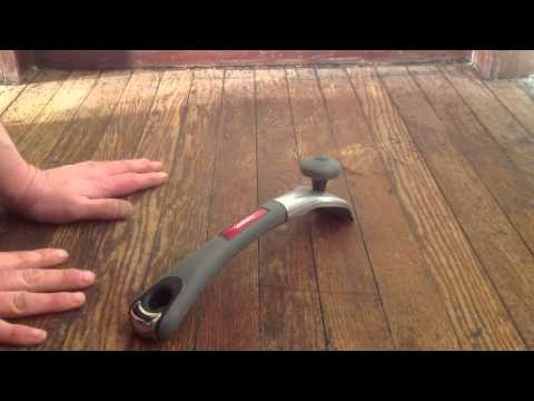 How to refinish oak floors without sanding  part 2
