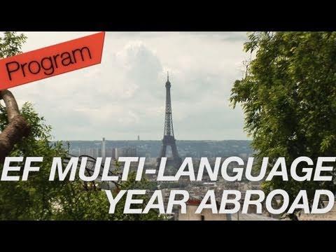 EF Multi-Language Year Abroad (adults, 16+)