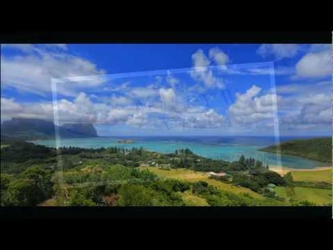 Milky Way Villas - Lord Howe Island presented by Peter Bellingham Photography