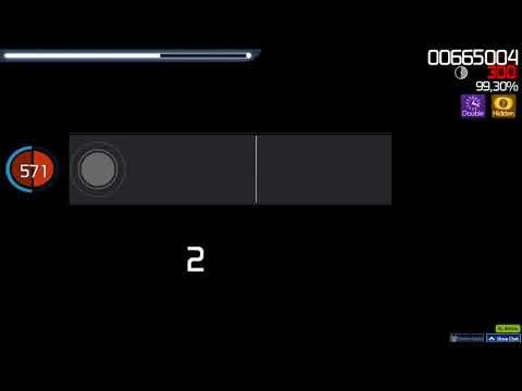 [osu!taiko] _yu68 | D(ABE3) - MANIERA [Virtuoso] +HD,DT FC 99.46% 801pp #5