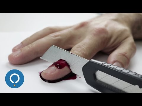 HALLOWEEN PRANK: the cut off finger