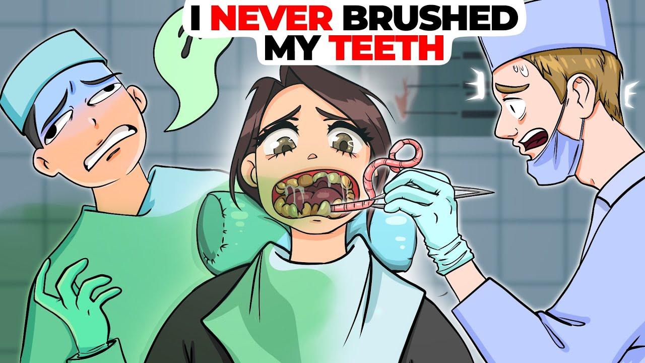 I Never Brushed My Teeth | Animated Story about the Photomodel