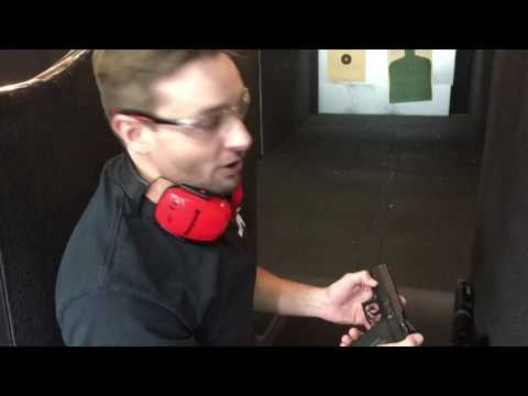 Indoor Shooting Range First time shooting Pump action shotgun, AK-47, Desert Eagle and more...