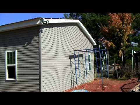Mobile Home Addition Part 11