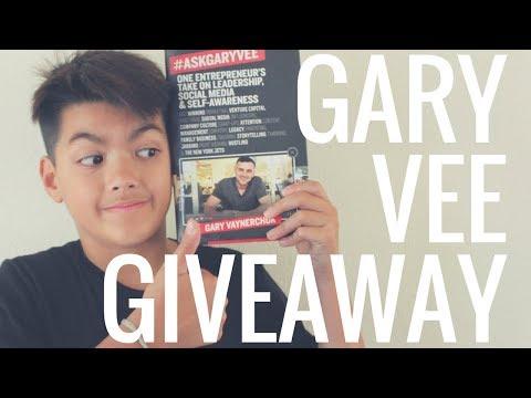 Gary Vee Giveaway!