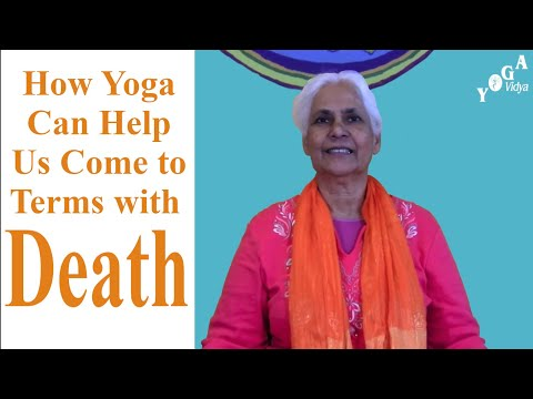 How Yoga Can Help Us Come to Terms with Death and Dying