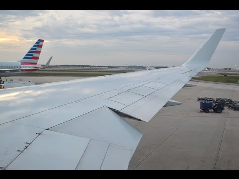 American Airlines AA2204 Orlando (MCO) - Miami (MIA) *FULL FLIGHT* Boeing 767-300 N383AN