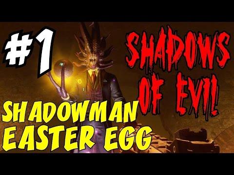 Black Ops 3 Shadow Man Easter Egg