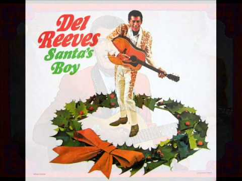 Del Reeves / Twisting Santa Claus