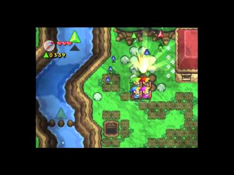 Legend of Zelda: Four Swords Adventures [Part 1]