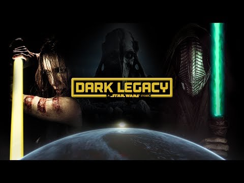 Dark Legacy - an Unofficial Star Wars Story by Anthony Pietromonaco
