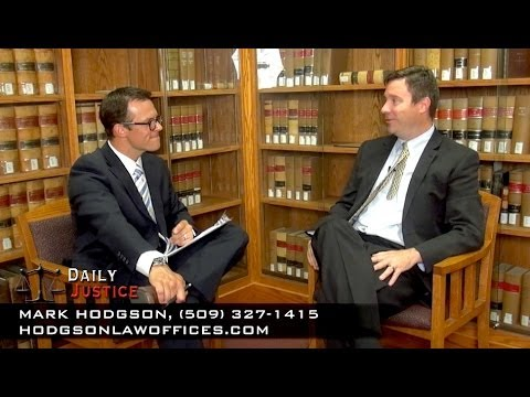 Secret Service to Family Law with Spokane Attorney Mark Hodgson on Daily Justice