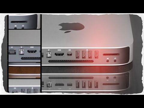 Seven things you need to know about the new Mac mini 2015 !