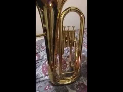 My Instrument (also early foot reveal I guess :/)