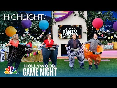 The Superstore Cast Catches Balls - Hollywood Game Night (Episode Highlight)