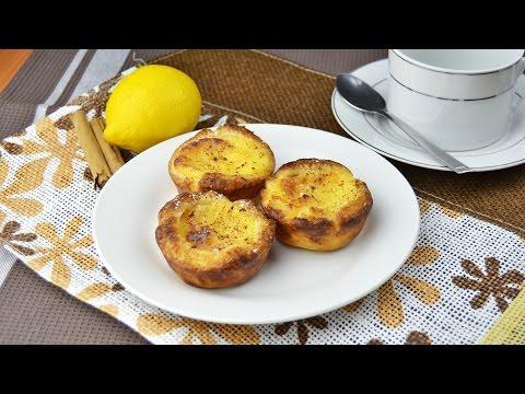 Portuguese Custard Tarts - How to Make Pastéis de Nata (Pastéis de Belém)