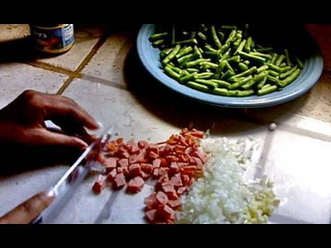 Southern Green Beans Recipe - String Beans
