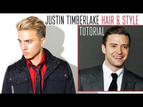 JUSTIN TIMBERLAKE Hair & Style by Dre Drexler
