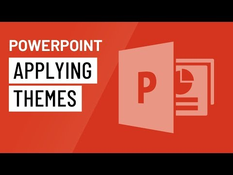 PowerPoint 2016: Applying Themes