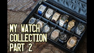 My watch collection (PART 2)