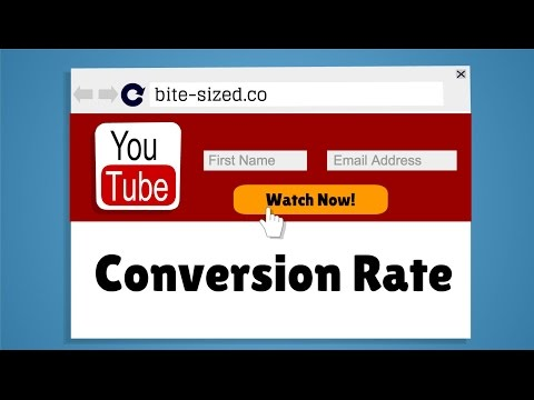 Conversion Rate: The Metric That Matters