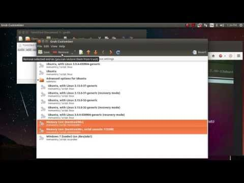 Change Ubuntu Boot Order The Easy Way / How To Boot Windows by Default
