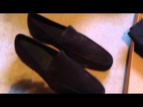 Tod's Brown Suede Pantofola Loafers- UNBOXING Men's Tod's Loafers