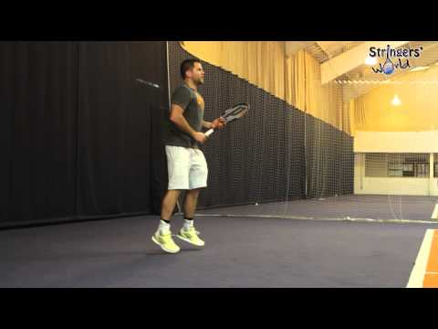 Prince Tour 100 (16x18) & (18x20) Tennis Racket Review by Stringers' World