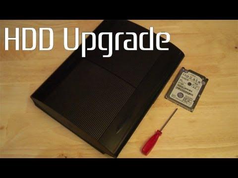 Tutorial: Upgrade Super Slim PS3 HDD