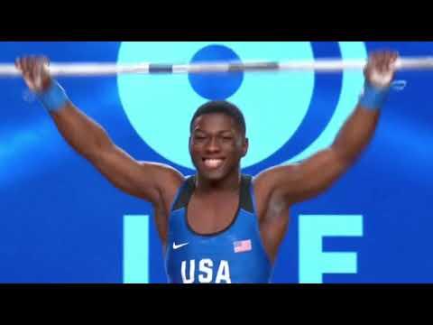 CJ Cummings Senior, Junior & Youth American Record Snatch 141 kg (311 lb) - 69 kg Weight Class (WWC)