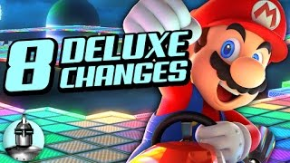 8 Changes to Mario Kart 8 Deluxe (For the Switch)   The Leaderboard