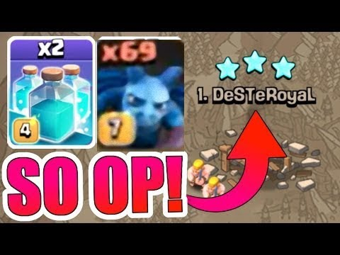 New Meta 69 Minions TH11 3 Star Attacks Clash of Clans