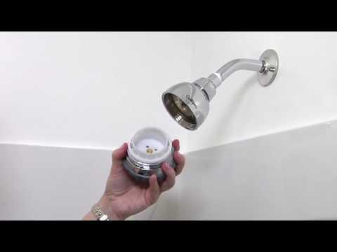 How to Replace the Filter on the Culligan WSH-C125 Filtered Showerhead
