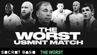 The worst USMNT match crushed a near-certain World Cup run in 1 day | 2017 USA vs. Trinidad & Tobago