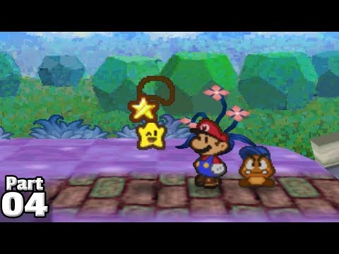 Paper Mario, Part 04: Action Packed!