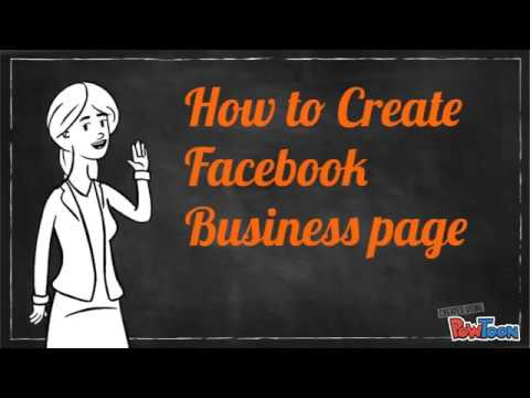 How to Create a Facebook Business page- Is it really that complicated -2018 the Updated!!!