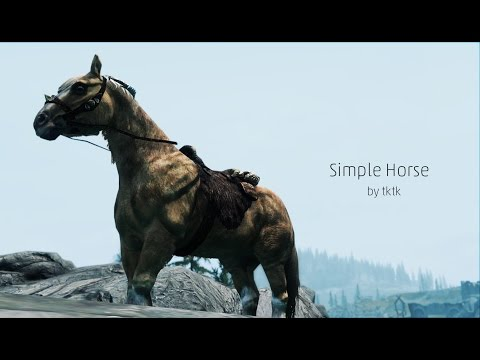 Simple Horse