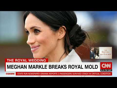 Royal Wedding: Analysis from Kate Williams/Angela Levin on Meghan Markle