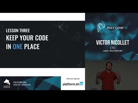 Creating and using your own programming language · Victor Nicollet