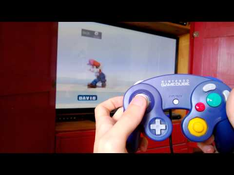 Play Smash Bros. on your Wii U with a GC Controller! MayFlash Adapter Overview