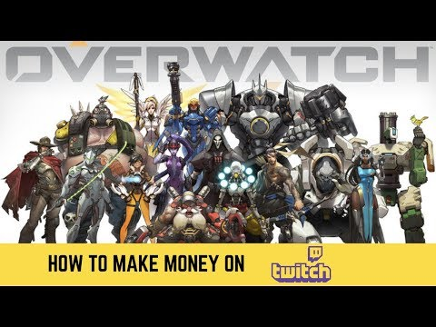 How to Make Money on Twitch (How to do it)