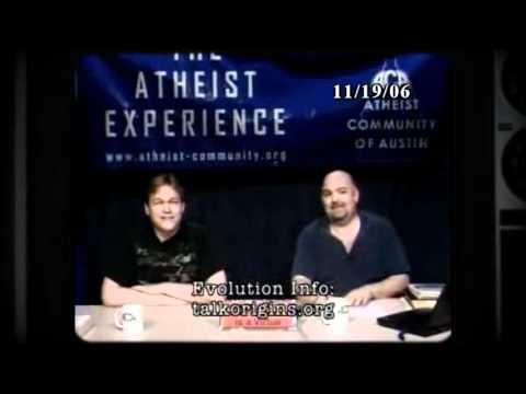 I am not a Monkey! | Atheist Experience 475
