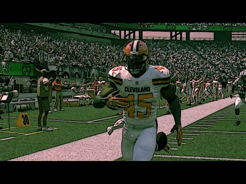 Madden 16 My Career: First Career Start With The Browns