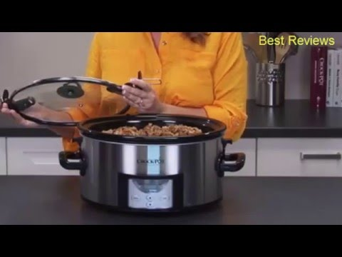 slow cooker with timer - best slow cooker with timer