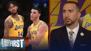 Nick Wright on LeBron, Lakers