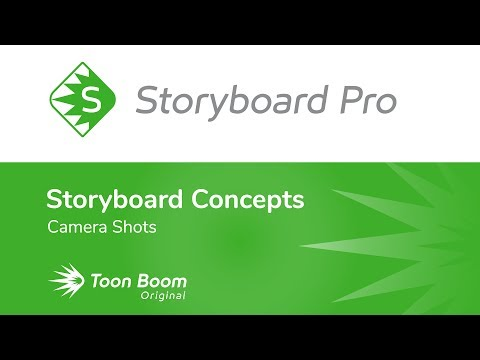 How to Create Camera Shots with Storyboard Pro