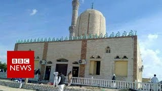 Egypt mosque attack: At least 200 killed in Sinai - BBC News